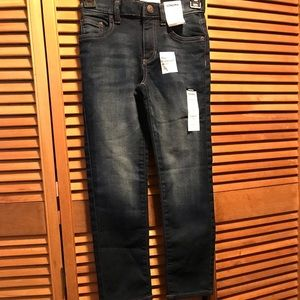 Sonoma Faded Skinny Denim Blue Jeans